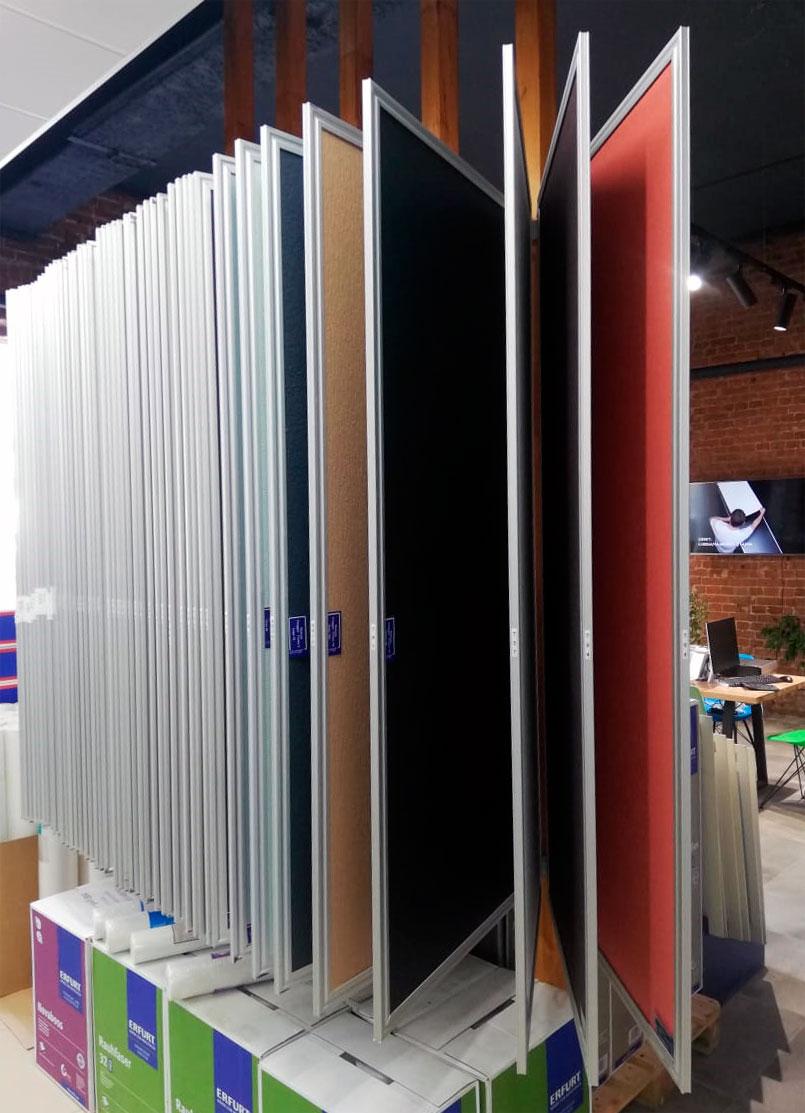 Обои под покраску Erfurt в Екатеринбурге структуры и выкрасы образцы каталоги шоу рум выставка купить